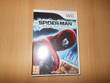SPIDERMAN bord de Time Spider-Man ACTION AVENTURE NINTENDO PAL NEUF non scellé