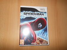SPIDERMAN EDGE Time Spider Man acción aventura Nintendo PAL NUEVO NO PRECINTADO