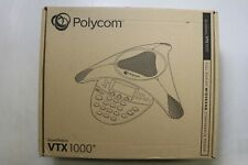 Polycom Soundstation VTX1000 FULL DUPLEX WIDEBAND CONFERENCE PHONE