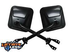 Rampage 7617 Side Mirror Kit for 59-86 CJ5/CJ3/CJ-3B/CJ6/CJ5A/CJ7  Scambler