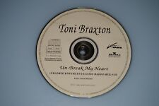 Toni Braxton ‎– Un-Break My Heart. Frankie Knuckles Remix CD-Single Promo (ESP)