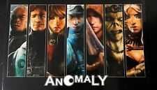 ANOMALY Hardcover Graphic Novel with Augmented Reality