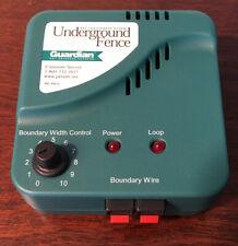 New listing Guardian Underground Dog Fence Transmitter Pg-1010 PetSafe Training