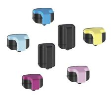 7 Ink Cartridges for HP 02 Printers Photosmart High Quality Remanufactured