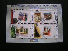 Lettland - Block 21, 2006, postfrisch