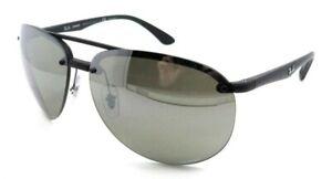 Ray-Ban Sunglasses RB 4293CH 601S/5J 65-13-140 Black / Silver Mirror Chromance