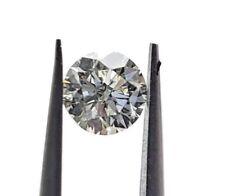 0.51 Carat GIA Certified Round Brilliant Loose Diamond L Color VVS2 Clarity