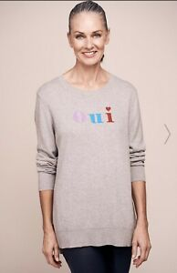 Oui Jumper Size 18-20 - With 5% Cashmere