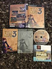 Ps2 Playstation 2 Wild Arms 3 CIB Complete Black Label L@@K