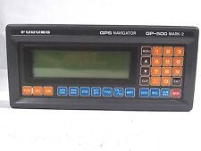 FURUNO GP-500 MARK-2 GPS NAVIGATOR PANEL