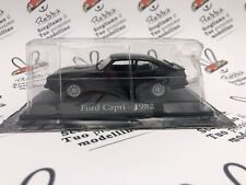 """DIE CAST """" FORD CAPRI - 1982 """" SCALA 1/43 RBA AUTO INDIMENTICABILI"""