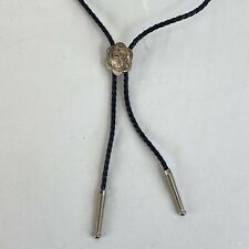 Fritch Brothers Silversmiths Vintage Sterling Bolo Tie