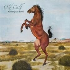 OLD CALF - BORROW A HORSE  CD NEU
