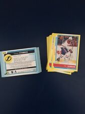 2013-14 OPC O-Pee-Chee  STICKERS Inserts**LOT U-PICK TO COMPLETE SET