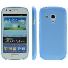 For Samsung S3 Mini /i8190 TPU Case/Cover/Bumper / Case / Color Blue