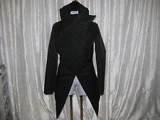 GARETH PUGH,jacke,wattiert,kaum  getragen,schwarz,padded jacket,rick,black,owens