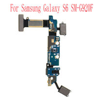 For Samsung Galaxy S6 SM-G920F Dock Port Flex Cable USB Charging Repair Part