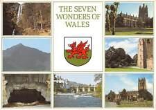uk6776 seven wonders of wales uk