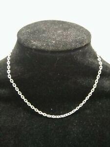 Sterling Silver Italian Chain