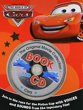 Disney Book and CD: Cars (Pixar) (Disney Book & CD),Disney