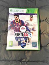 FIFA 14 - (Microsoft Xbox 360, 2013) – xbox 360 game free p&p