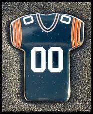 Chicago Bears NFL Team American Football Jersey Pin Badge