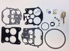 Rochester Quadrajet Carb Kit Chevrolet GMC Pontiac 1980-89 262-350-454 W/Float