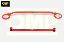 OMP UPPER & LOWER STRUT BRACES VW GOLF MK3 2.0 Gti