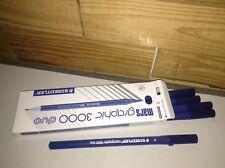 Staedtler Mars Graphic 3000 Brush Marker - Twin (5pcs/pack) 036 INDIGO