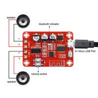 Dual Channel 5W*2 5V PAM8403 Bluetooth 4.2 Amplifier Decoder Stereo Board TDO