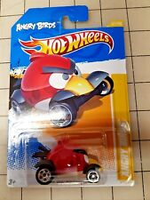 Hot Wheels Angry Birds Red Bird 47/50