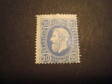 BELGIUM #33 MHR CV $125.00 AN AWESOME SOUND STAMP RARELY SEEN FREE SHIPPING