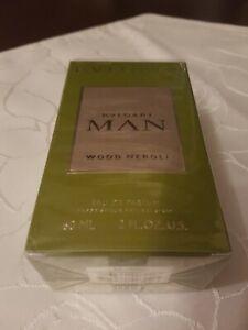 Bvlgari Man Wood Neroli Eau De Parfum 60 ML EDP *NEU/OVP*