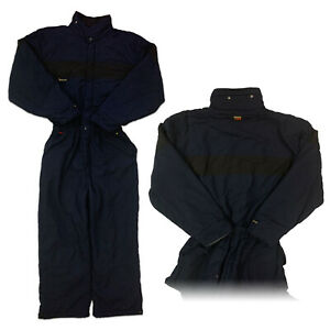 Workrite Flame Resistant Insulated Coverall Nomex CAT 4 FR Clothes Industrial XL