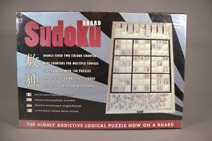 Sudoku Board Wooden - Sealed - New