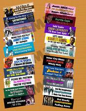 TAMLA MOTOWN GORDY Jukebox Title Strips