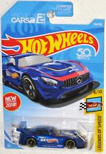 Hot Wheels 50th New for 2018 #196 16 Mercedes MAG GT3 MOC Legends of Speed #6