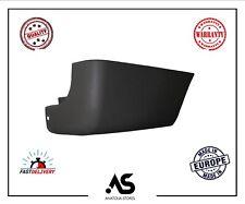 REAR BUMPER BAR /& END CAPS FORD TRANSIT MK6 MK7 2000-2014 PICK UP LUTON TIPPER