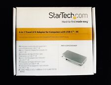 StarTech 4-n-1 Travel A/V Adapter For Computers With USB-C-4k