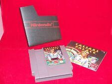 Nintendo NES Game:Caesars Palace Package casino w / manual