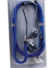 New Essentials Sprague Rappaport Stethoscope US Seller - Color Royal Blue