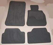 BMW MINI 1 ONE & COOPER 01 - 06 TAILORED CAR FLOOR MATS GREY B
