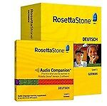 Rosetta Stone German Level 1 & 2 for Pc and Mac