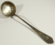 RUSSIAN SILVER LADLE, PAVEL OVCHINNIKOV, MOSCOW, C.1908-1917