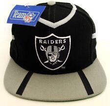 Los Angeles Raiders VINTAGE WOOL Snapback Cap Hat