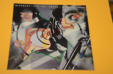 WISHBONE ASH LP NO SMOKE TOP PROG 1°ST ORIG ITALIE 1976 SCELLÉ SCELLÉ ! AUDIO