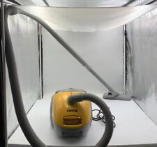 Kenmore 721 Yellow Bagless Compact Canister Vacuum Preowned