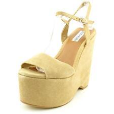 "Very High Heel (greater than 4.5"") Suede Heels for Women"