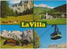 LA VILLA - VEDUTINE - BADIA (BOLZANO) 1997