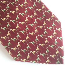 Brooks Brothers Terrier Face Off Mens Collector Necktie Tie Multi Color